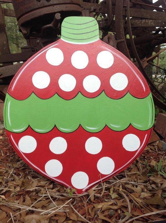 Ornament yard art.