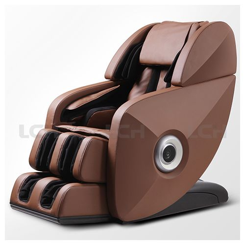 After a long stressful day at work, there's nothing quite like coming home to a good 'ol massage. Although there are a number of massage chairs out there, traditional ones tend to look frumpy, bulky and outdated. We've found a few stylish options that will blend nicely into your modern home as well as help you unwind.