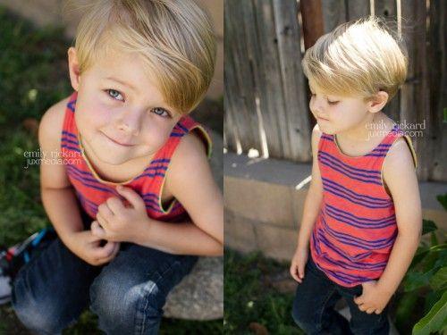 Sensational 1000 Ideas About Little Boy Hairstyles On Pinterest Little Boy Short Hairstyles Gunalazisus