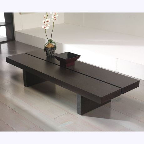 Check Out What S On Sale At Touchofmodern Tokyo 180 Low Coffee Table By Temahome Living