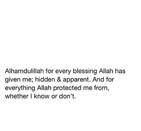 Alhamdulillah.