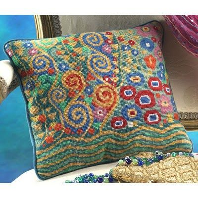 Ehrman+needlepoint+wallpaper | needlepoint pillows are now on sale at ehrman tapestry they are in a ...