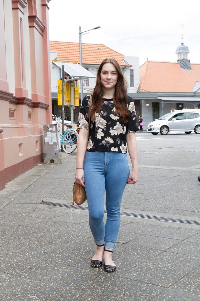 Name : Lauren  Age : 20  Born : Australia  Favourite City : London  Favourite Brands : Top Shop, Zara, Urban Outfitters  Fashion Icon : Miley Cyrus  Lauren Is Wearing : Jeans ~ Top Shop ~ Top ~ Sportsgirl ~ Shoes ~ K-Mart ~ Bag ~ Op Shop  Like Lauren's Style Follow Her :  Instagram : @laurenclarkee  Location : Newtown ~ NSW
