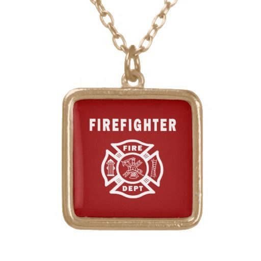Fire Department Maltese Cross Necklace: 17 Best Images About Firefighter On Pinterest