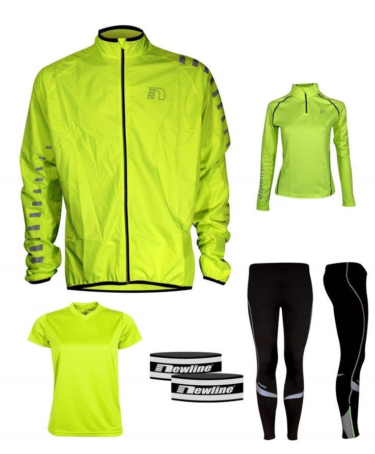 Běžecká sada reflexního oblečení  http://www.newline.cz/visio-damska-bezecka-sada-newline-13006-090.html