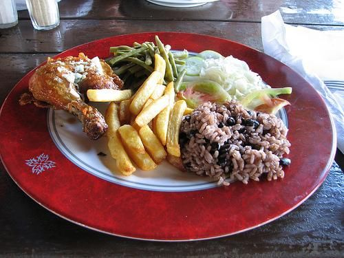 comidas tipicas de cuba