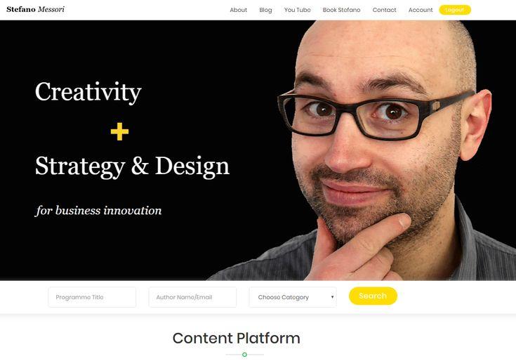 Online Content Platform on Strategic Design #Innovation #Learning #Growth #Creativity #DesignThinking #StrategicDesign