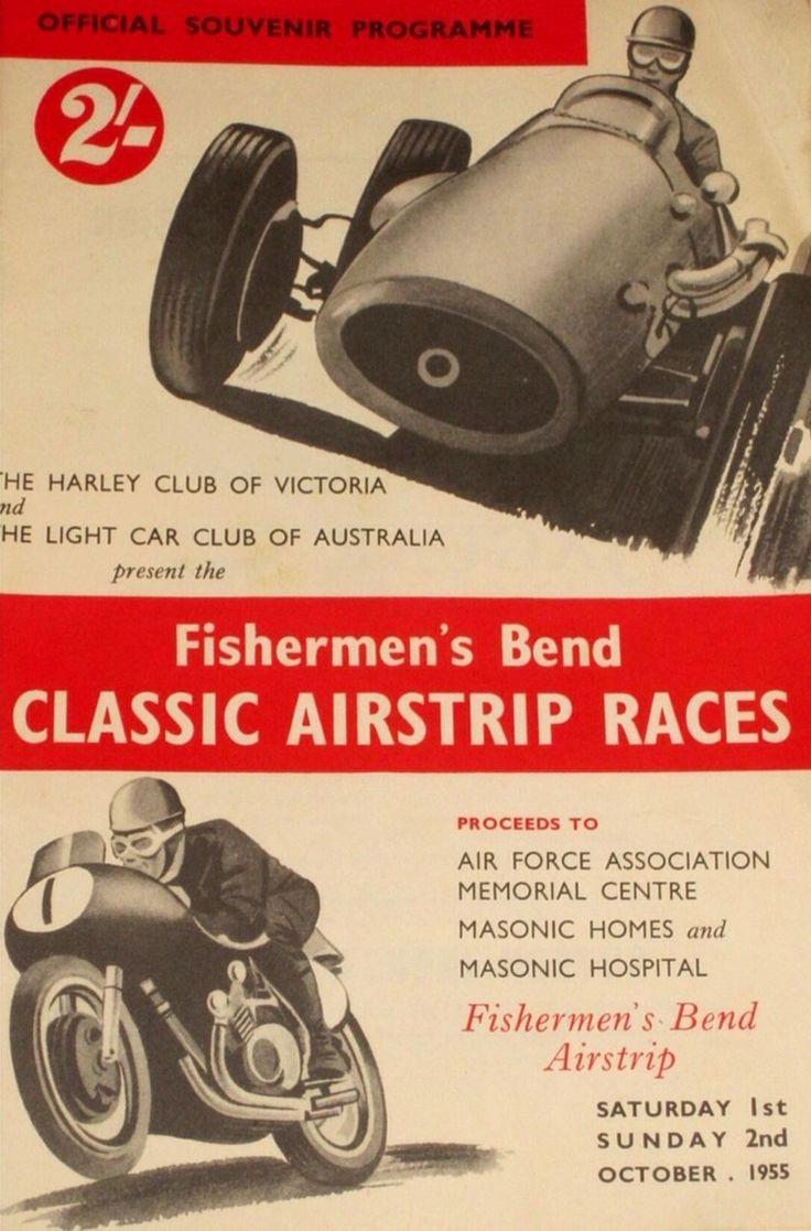 Fishermans Bend circuit Melbourne...