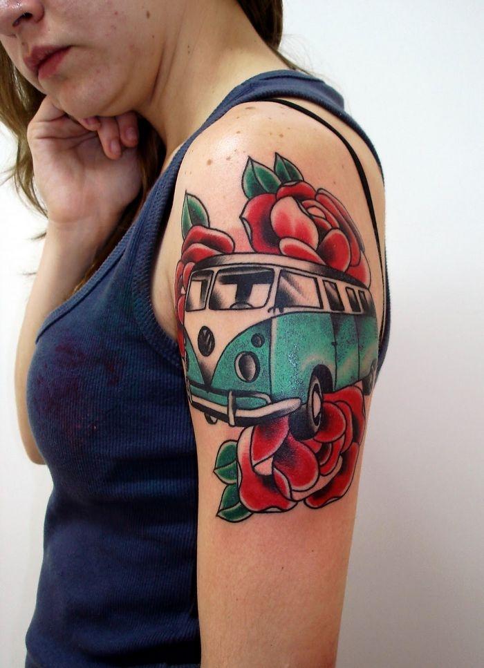 Tatuagens Automotivas