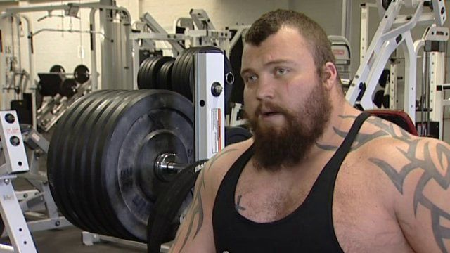 Eddie Hall explains why we should all try. Because the person next to you isn't born better. Nobody is. Work for it.