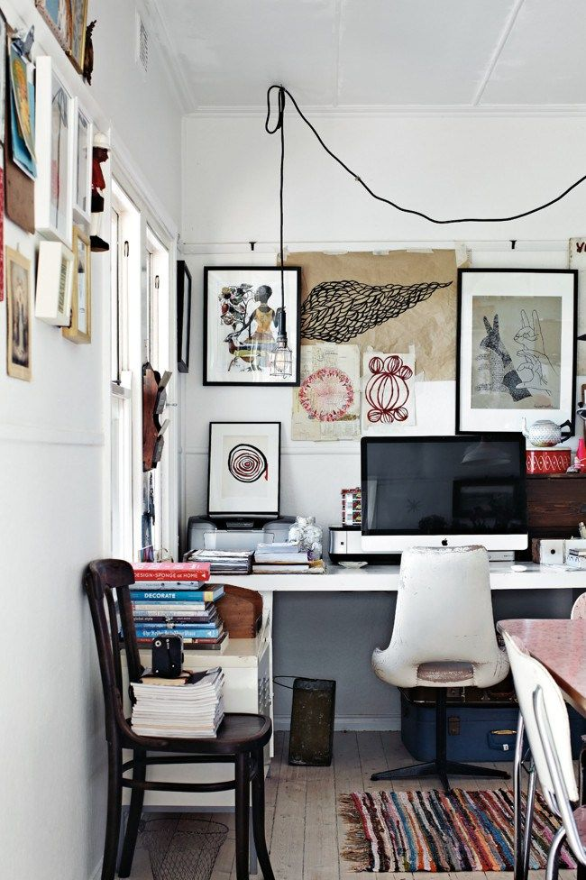 17 best images about most beautiful home offices on for Most beautiful office design