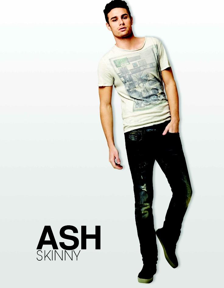 Ash Skinny