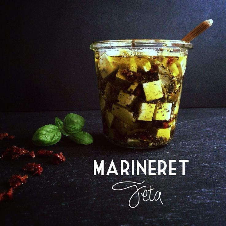 Vanløse blues.....: Marineret feta
