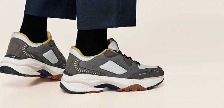 Ya está aquí la nueva hornada de zapatillas deportivas anti-cool