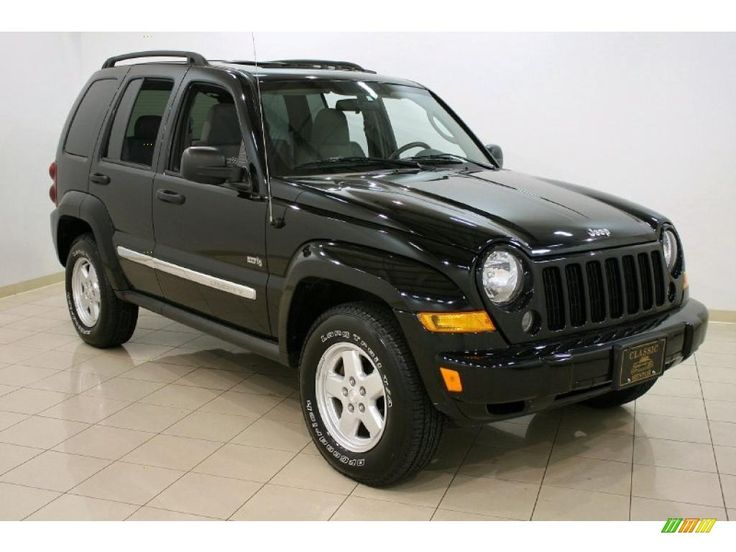 2006 Jeep Liberty Sport in classic black!   http://images.carlotbot.com/pictures/38555840.jpg