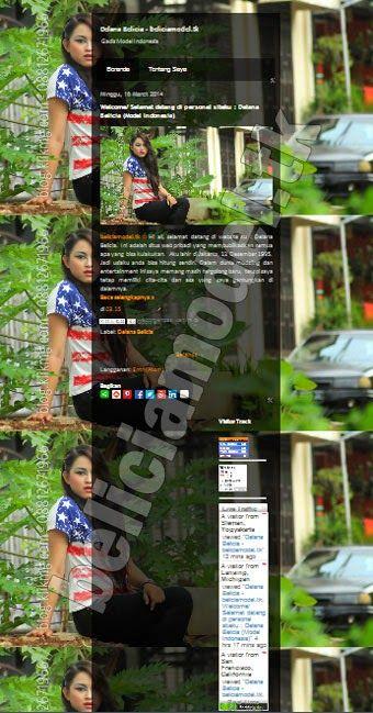 belicia-modelindonesia.blogspot.com /or/ beliciamodel.tk - Official Personal Site of (dela) Delana Belicia ( an Indonesian Teen Girl Profesional Model ) - Setting Up awal dikerjakan oleh. Klikmg.com Website Developer