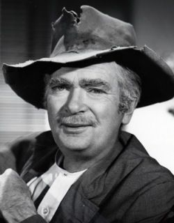 Actor Buddy Ebsen, best known for his TV roles in the Beverly Hillbillies and  Barnaby Jones, was born Apr. 2, 1980. He died on July 6, 2003. What isn't widely known, Ebsen was cast as the Tinman in The Wizard of Oz (1939) until he fell ill from an allergy to the makeup.