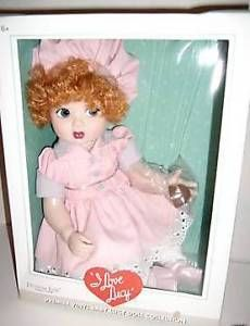 i love lucy dolls | Love-Lucy-Baby-Doll-The-Job-Switching-Episode-39