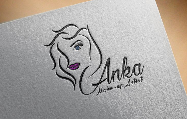 Logo FOR SALE!!!  Logo suitable for makeup salon, cosmetic, beauty products and skin care products, hair salon.  www.thracianweb.com