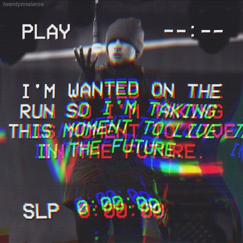 Twenty One Pilots/ Message Man