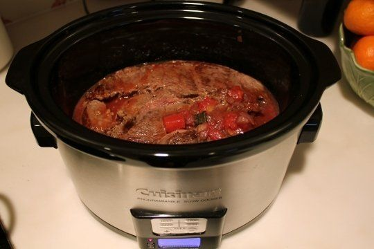 How to Make Mexican Braised Beef in a Slow Cooker Cooking Lessons from The Kitchn | The Kitchn