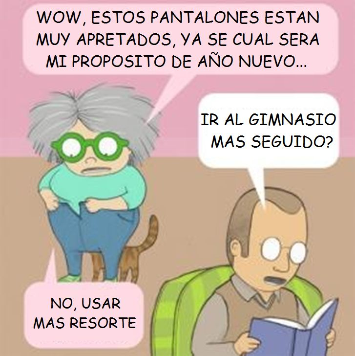¿Gimnasio o mas resorte? ;O)
