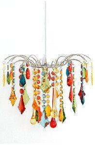 Boho Spectrum Chandelier | Bohemian Home Decor
