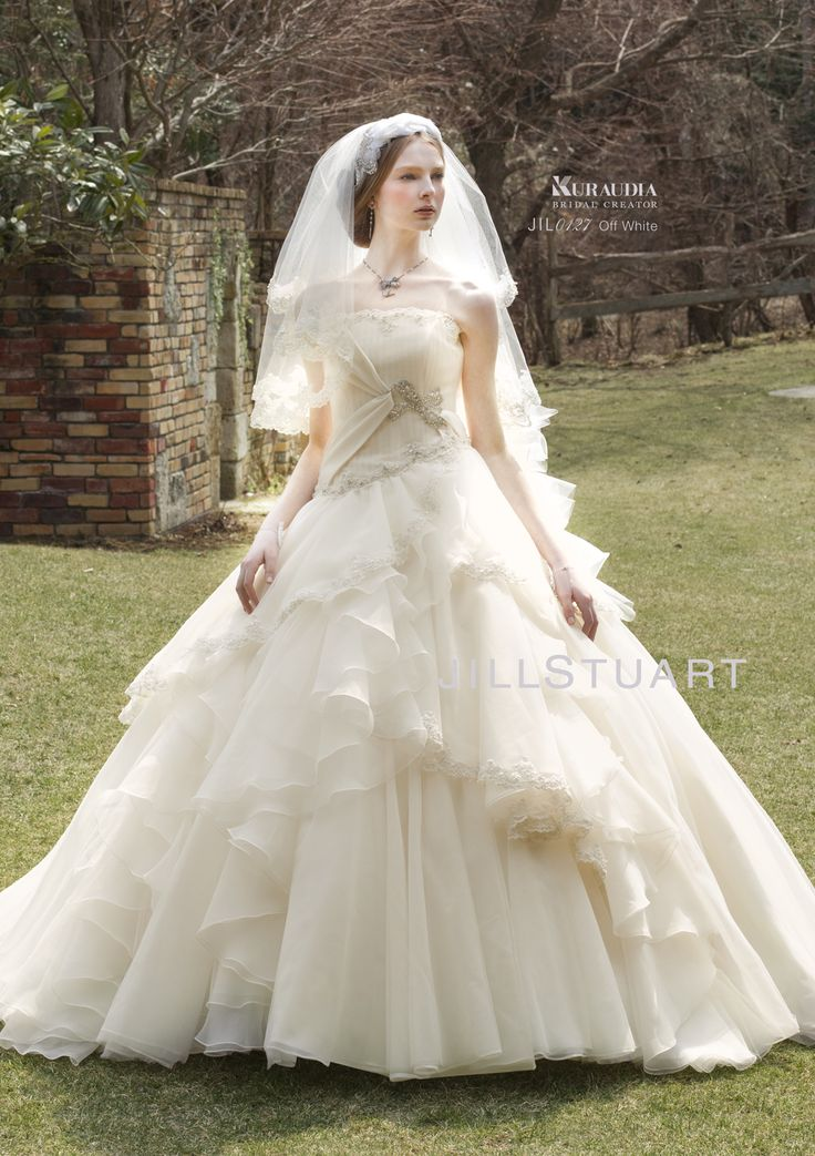 Collection « Jill Stuart 【Wedding】i really love the bottom