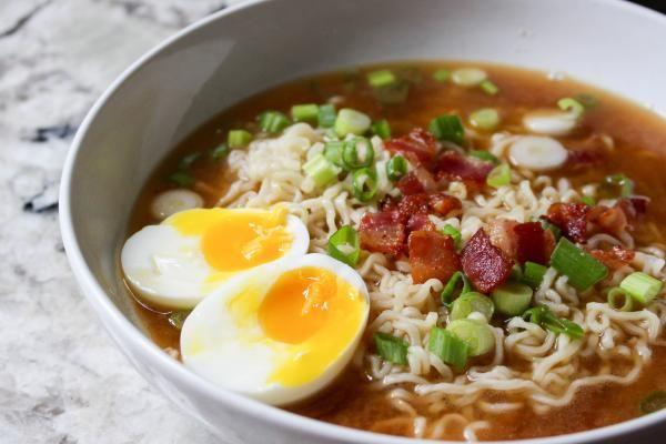 Sopa japonesa de lamen