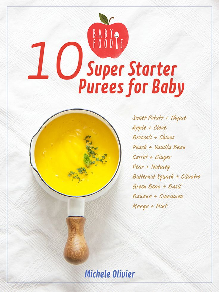 Adding Good Fat to Your Baby Puree — Baby FoodE | organic baby food recipes to inspire adventurous eating