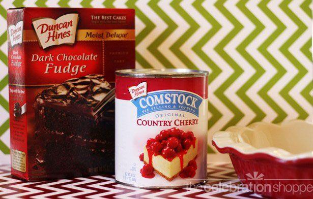 Duncan Hines Dump Cake Recipe
