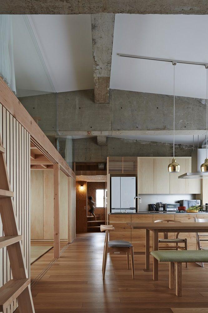 The Renovation of Kuzuha House / Yasutaka Kondo + Yoshiaki Nagasaka + Mamoru Nanba