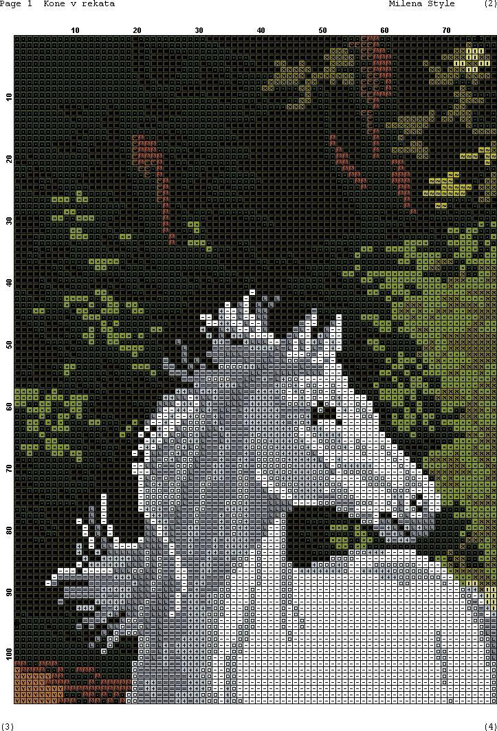 pareja+caballos+1.jpg (723×1063)