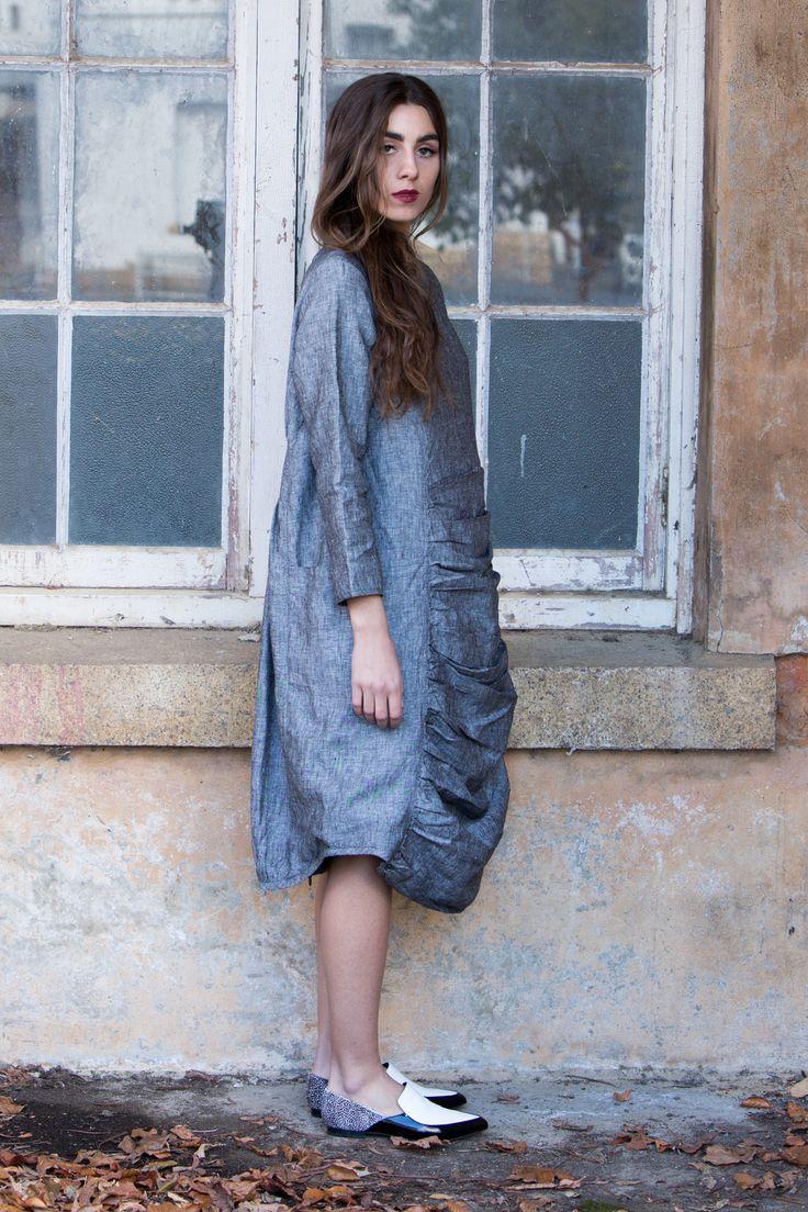 SOPHIE DRESS | Ink | by Eva's Sunday