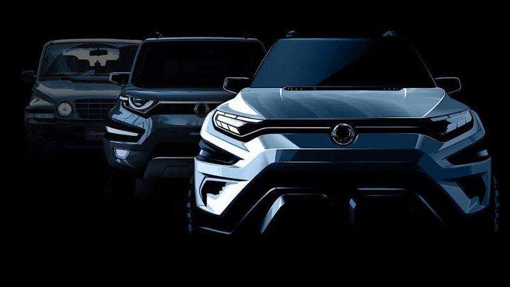 SsangYong a encore un concept dans ses cartons. Prévu pour le salon de Genève, celui-ci se nommera XAVL et devrait donner naissance à un inédit SUV 7 places.