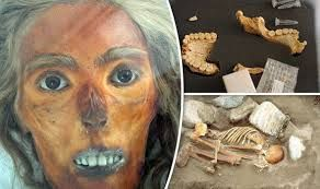 Image result for new archaeological finds in 2016 that show aliens