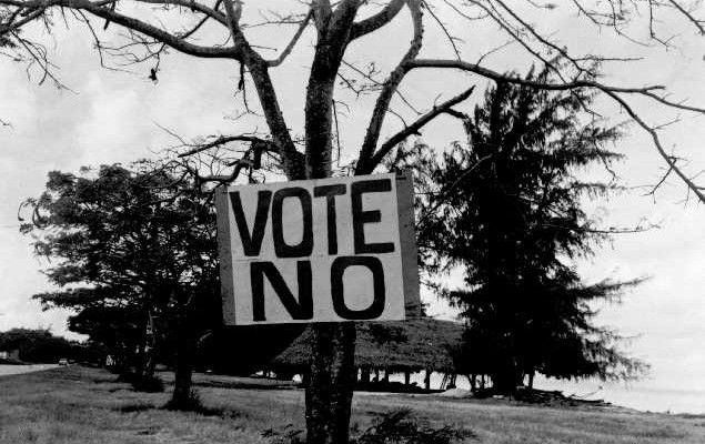 Cast Out in the Land of Chaos: A two party system doesn't want your vote it wants your loyalty