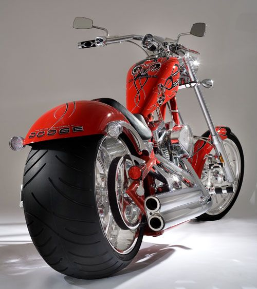 2006 Big Dog Motorcycles K-9 | Best Motorcycles | Totally Rad Choppers