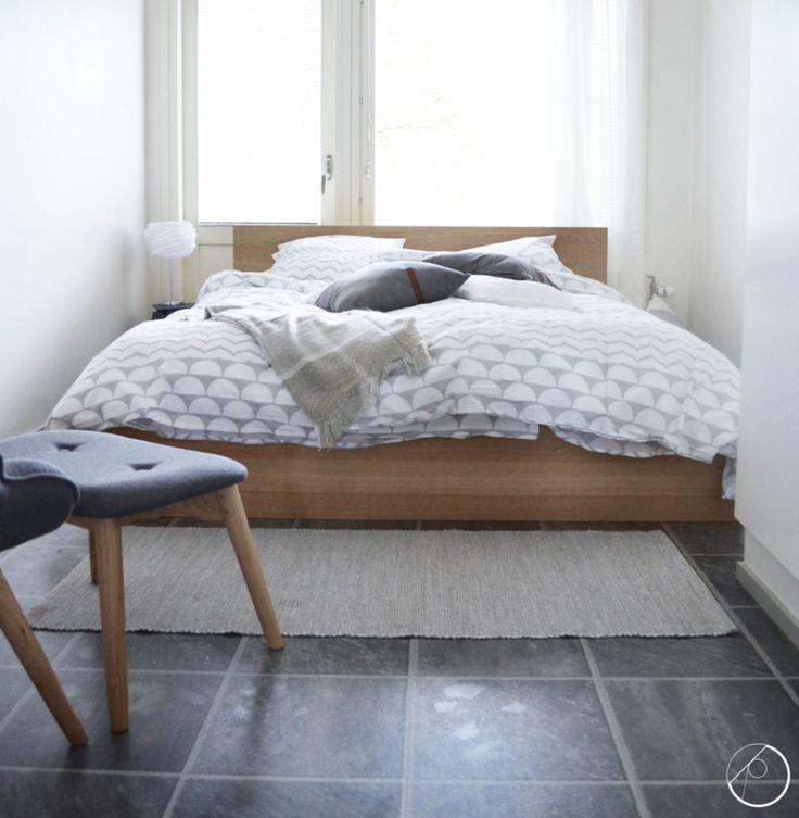 Scandinavian vibes #makuuhuone