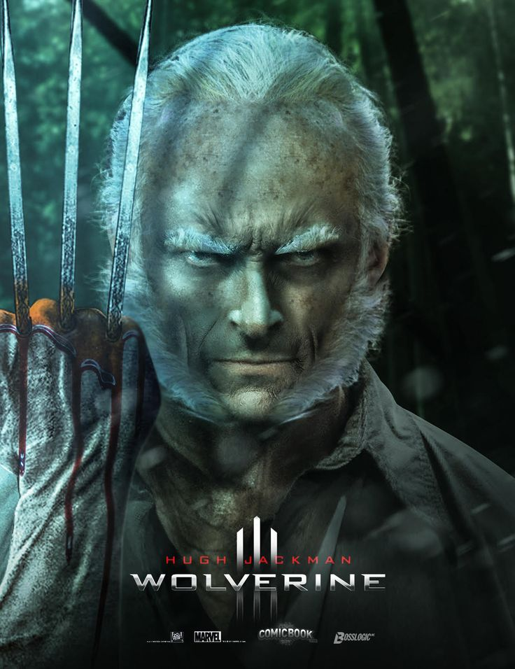 This Is What A Wolverine 3: Old Man Logan Poster Could Look Like | Comicbook.com