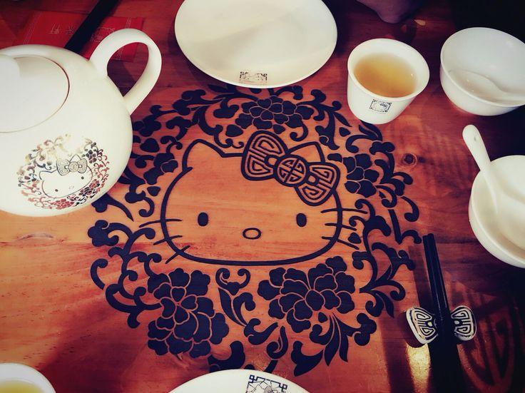Hello Kitty Chinese Cuisine Hello Kitty Pinterest