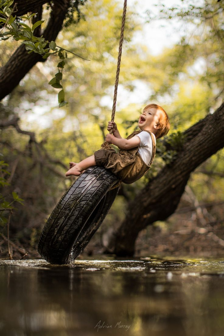 how to build a good tire swing