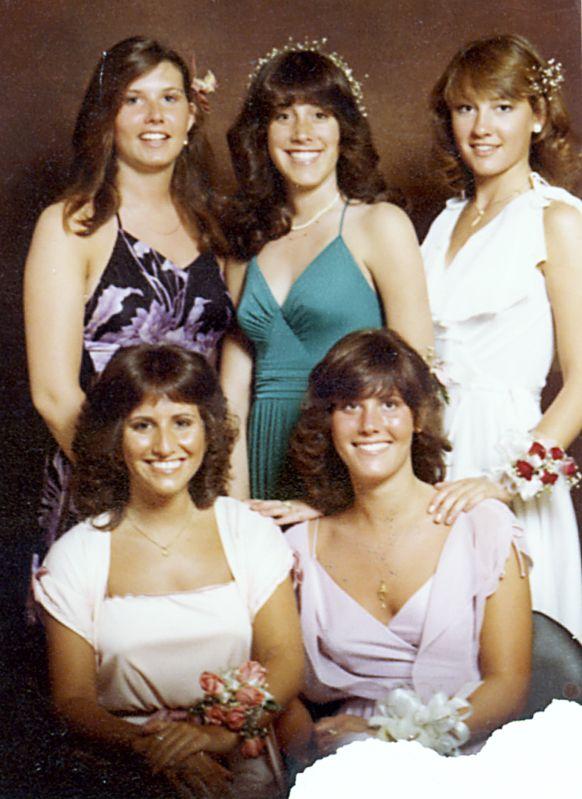 Prom, 1980 | LoNg DRESSES/HC &Prom | Pinterest | Prom