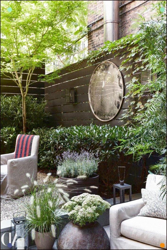 Epingle Par Sylvie Nativel Sur Jardin Decoration Mur Exterieur