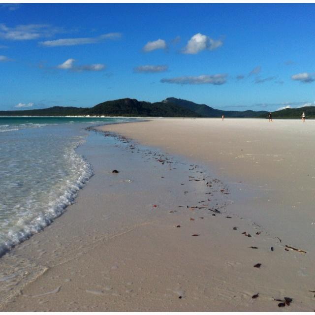 Whitehaven Beach Whitsundays, Airlie Beach #digitalcoaching
