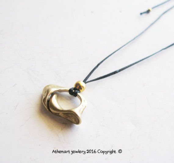 Eye pendant #gold #athenartjewelry #uniquedesigns