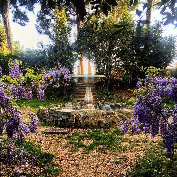 roma Villa Sciarra