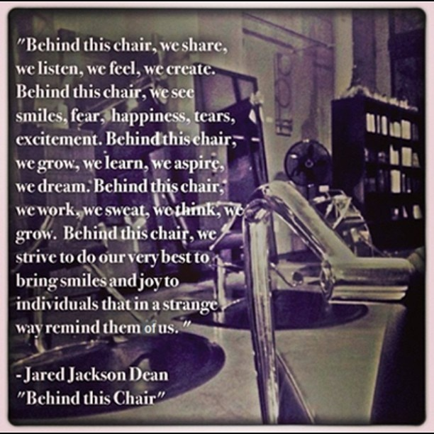 15 best Behind the chair images on Pinterest Hair quotes, Beauty - hairstylist job description