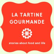 La Tartine Gourmande/Béatrice Peltre: French food writer, stylist and photographer living in Boston.  She published her first cookbook in 2012.