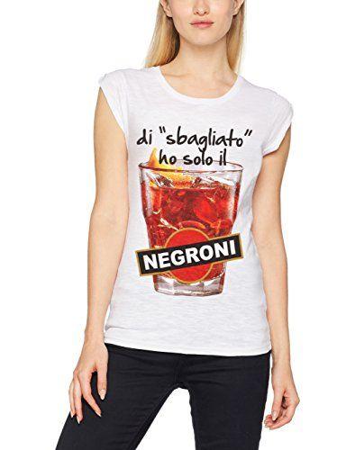 T-shirt umoristica • 100% cotone